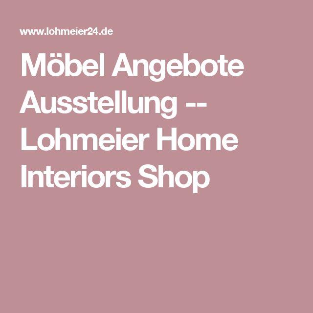 Inspirational M bel Angebote Ausstellung Lohmeier Home Interiors Shop