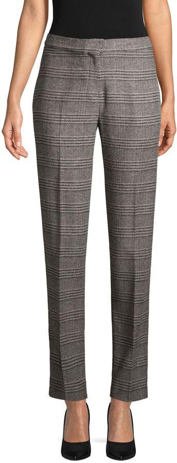 Carolina Herrera Women's Chevron Pants