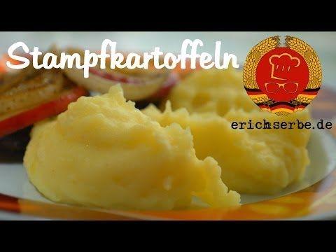 Stampfkartoffeln (von: erichserbe.de) - Essen in der DDR: Koch- und Backrezepte für ostdeutsche Gerichte | Erichs kulinarisches Erbe