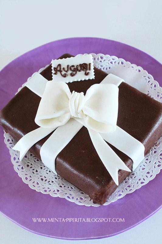 "my ""happy birthday"" cake  #chocolate #compleanno #celebration #cakedesign"