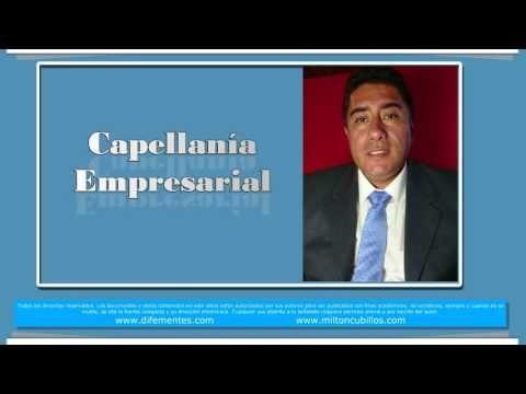 Capellania Empresarial presentación