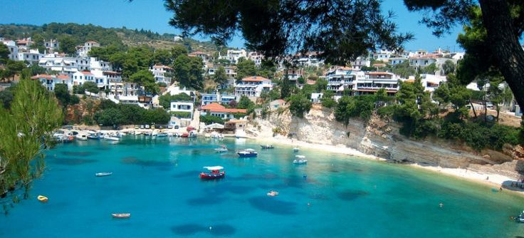 #Alonissos: An #island of nature beauty for your alternative wedding #destination! Stage your #wedding in this little #paradise #Greek island with #BlueSeaWeddings!