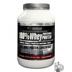 ANDERSON WHEY PROFESSIONAL PROTEIN