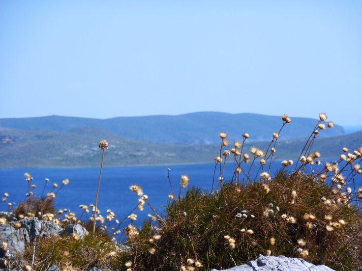 Aussicht von Monemvasia
