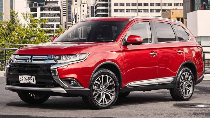 Mitsubishi Outlander (Aspire Phev Hybrid) Review | Best Cars Australia