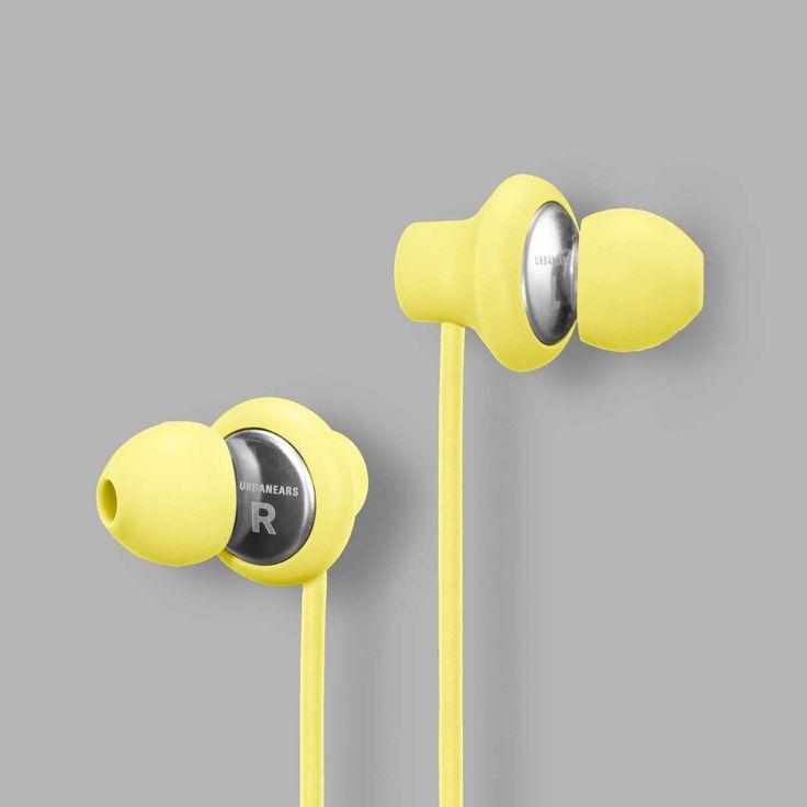 Urbanears Kransen Headphones in Chick