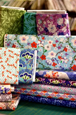 More beautiful fabric...just found this cool website!