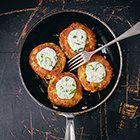 Een heerlijk recept: Krabkoekjes (crab cakes)