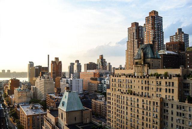 都市の景観, 建物, 高層ビル, ダウンタウン, アーキテクチャ, 近代的な, 現代, 市, 都市
