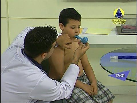 Santa Receita | Saiba o que é a fisioterapia respiratória! - 12 de Agosto de 2014 - YouTube