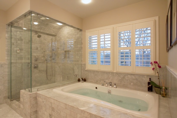 Window Above Tub Masterbath Pinterest Window Tubs And Bath