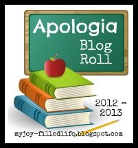 Apologia Blog Roll 2012-2013 - My Joy-Filled Life