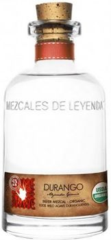 The Mezcales de Leyenda Guerrero is drafted from agave cupreata