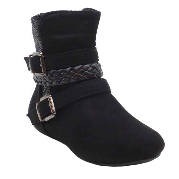 Blue Suede Shoes Girls K TORYN Boots
