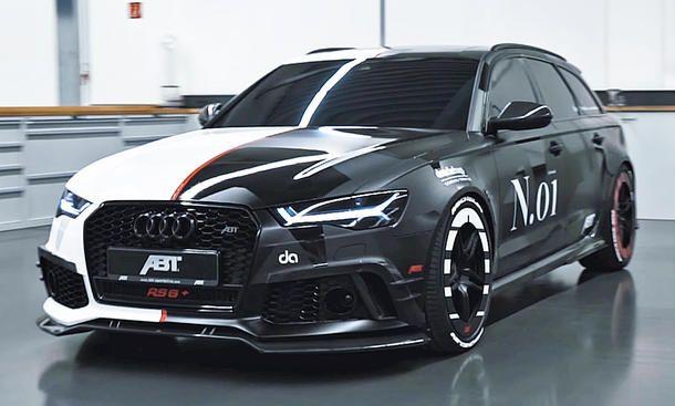 "Abt Audi RS6+ ""Project Phoenix"" von Jon Olsson – inkwear indonesia"