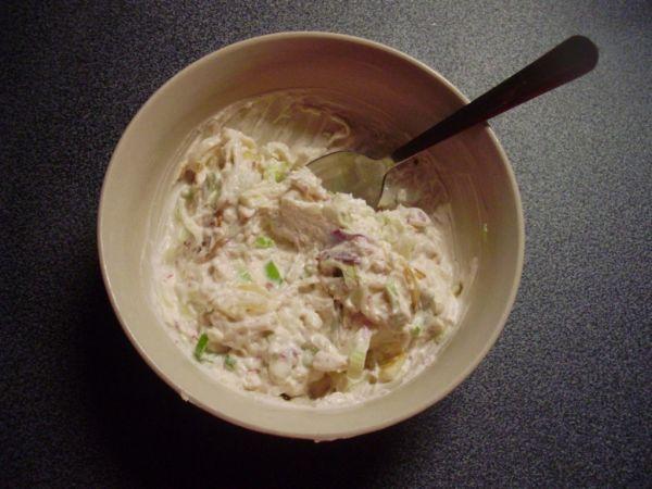 Vynikajúci dip na pečené zemiaky - Recept pre každého kuchára, množstvo receptov pre pečenie a varenie. Recepty pre chutný život. Slovenské jedlá a medzinárodná kuchyňa