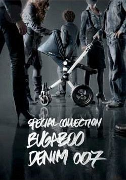 Bugaboo Denim 007 Special Edition
