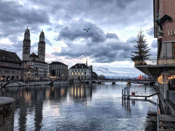 Grossmünster. Zürich.