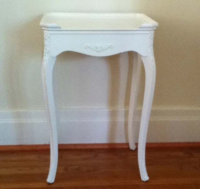 Thistle Accent Table