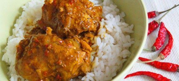 Виндалу из курицы (chiken vindaloo) | Вкусные кулинарные рецепты