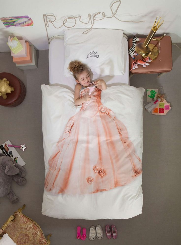 RePurpose a beloved prom dress into a little girls princess royal bedding bedspread coverlet.  Recycle, Upcycle, Salvage!  For ideas and goods shop at Estate ReSale & ReDesign, in Bonita Springs, FL