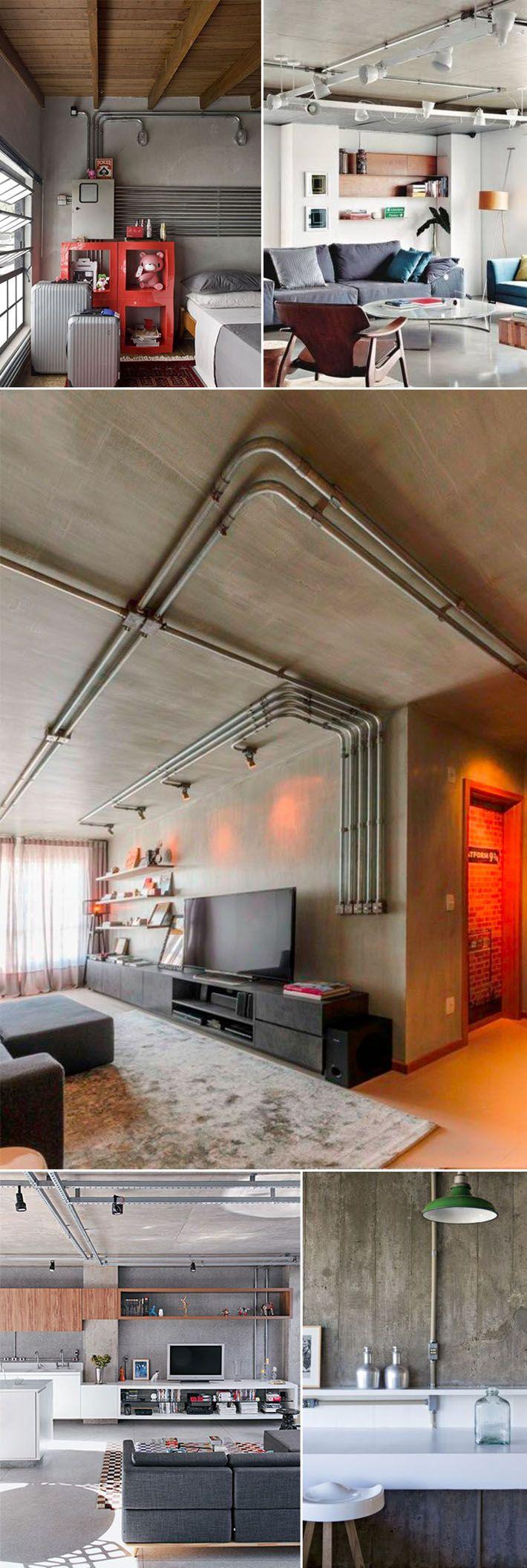 A decoração industrial tem se tornado cada vez mais queridinha entre os fãs de um estilo mais moderno. Veja no blog tudo o que combina e faz parte deste estilo!