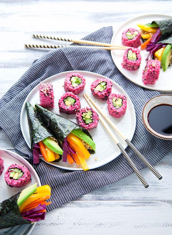 70 best images about sushi maki cuisine japonaise on pinterest inside out sushi sushi and. Black Bedroom Furniture Sets. Home Design Ideas