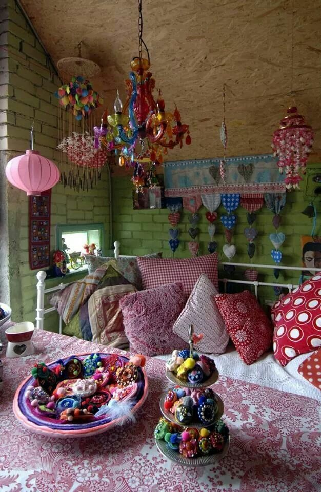 1593 Best Images About Boho Chic Decorating On Pinterest