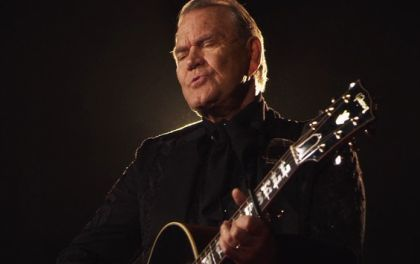 In Glen Campbell's new video for A Better Place, Campbell looks through a photo album of his life before offering his family, friends and all of us, his fans, a heartbreaking farewell. Have a look…  http://thecountrypaparazzi.com/new-music-video-glen-campbells-official-music-video-for-a-better-place/