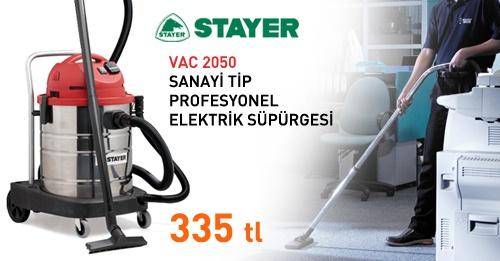 Tam anlamıyla profesyonel temizlik. Stayer Vac 2050 Profesyonel Elektirik Süpürgesi 335 tl http://proalet.com/stayer-profesyonel-elektrik-supurgesi