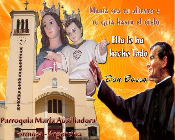 Parroquia Maria Auxiliadora - Formosa