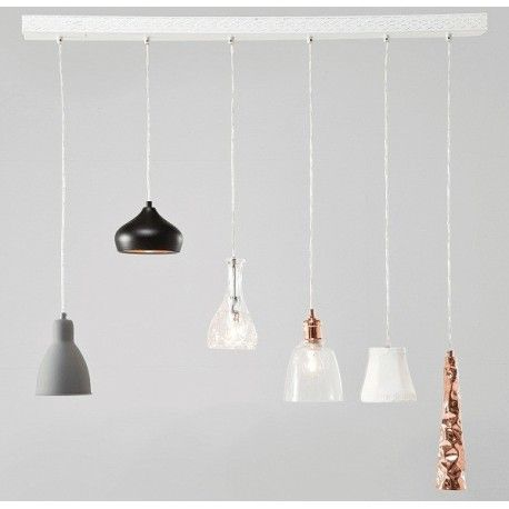 Lampa wisząca Shades Dining 6-lite – Kare Design