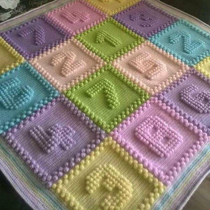rakamli-tunus-isi-bebek-battaniye-modeli-yapimi