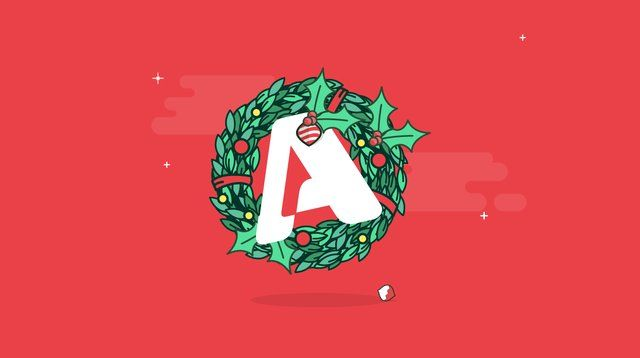 ALPHATV CHRISTMAS IDENTS from Tony Zagoraios