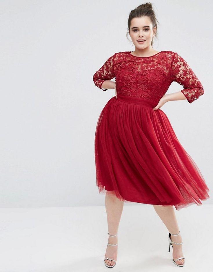 15 plus size pieces to rock on valentines day - Plus Size Valentine Dresses