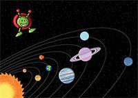ESA - Space for Kids - Unser Universum - Das Sonnensystem und seine Planeten