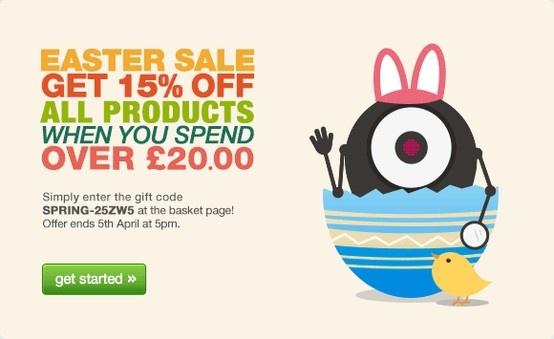 Get 15% off all products when you spend over 20 pounds! Head on over to www.instantprint.co.uk to get started! #enjoytheprint