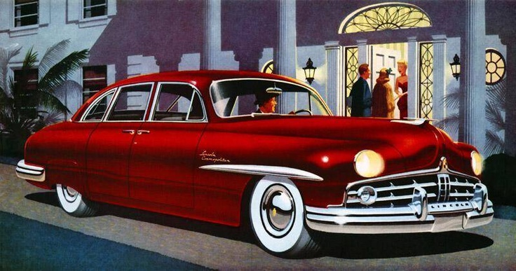 1000+ images about Lincoln Classic Cars: 1940s on Pinterest | Harry truman, Cars and Artworks