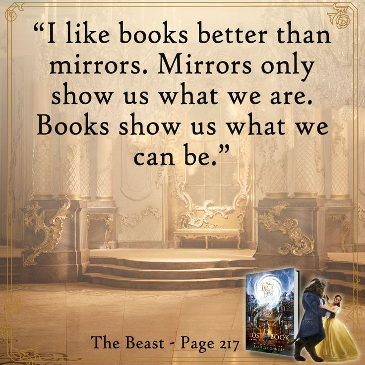 Love Each Other When Two Souls: 18 Best Disney's Beauty And The Beast Lost In A Book: An