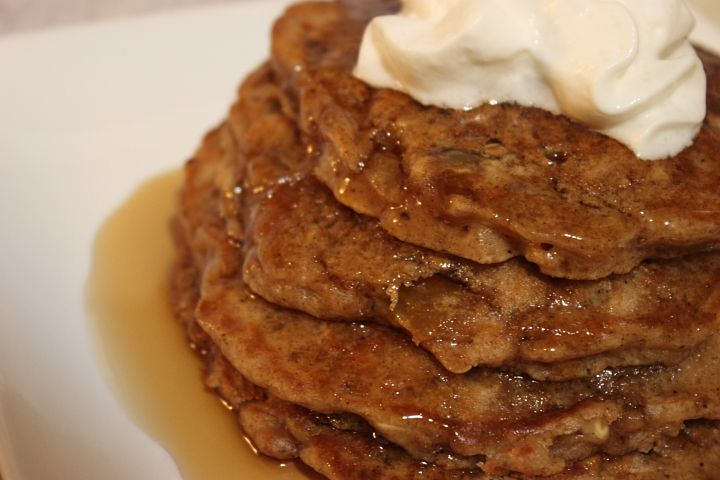 oatmeal-raisin-cookie-pancakes | Breakfast | Pinterest