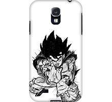 Goku kamehamehaaaaa case available to buy now.