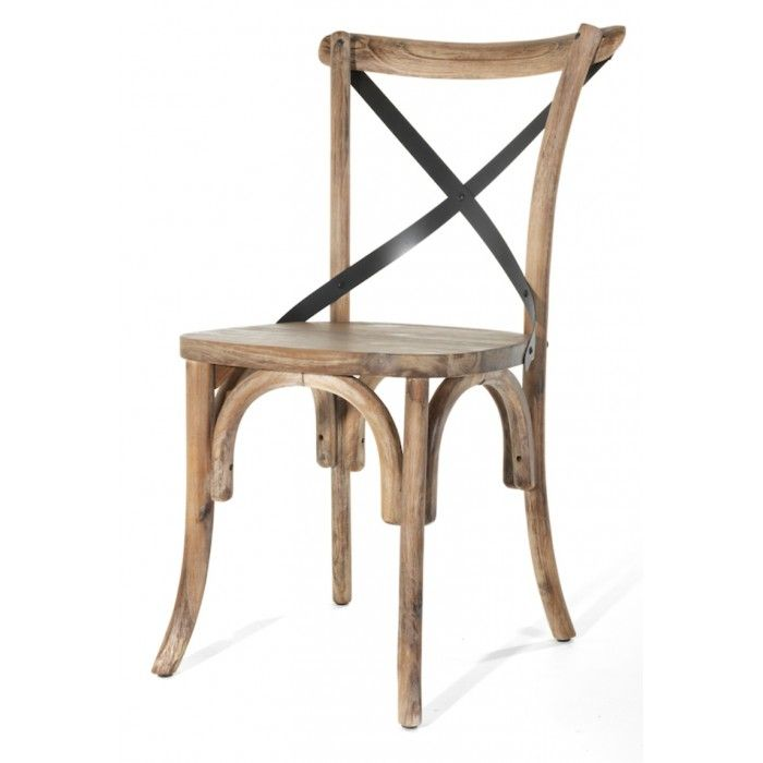 Vancouver Cross Back Dining Chair