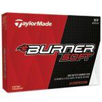 TaylorMade 2017 Burner Soft Golf Balls (Doz): Product Description #OnlineGolfShop #DiscountGolf