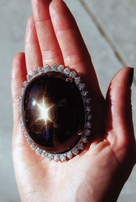 http://rubies.work/1005-citrine/ This stone has an amazing history. World's Largest Star Sapphire Was Used as a Doorstop for 9 Years | The Daily Sparkle