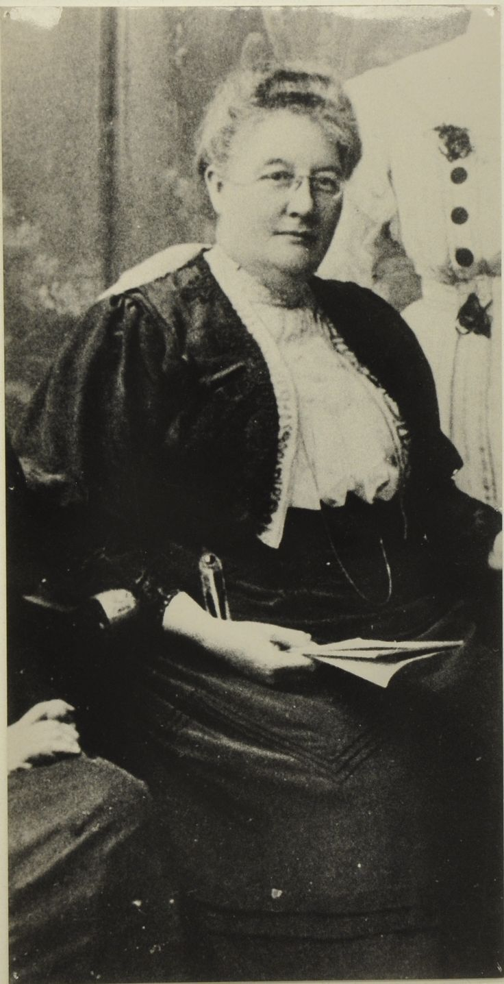 Rosetta (Rose) Birks was the Treasurer of the Women's Suffrage League and first woman to vote in Glenelg. She was one of the key suffragists in South Australia. State Library of South Australia SRG 534 Box 4