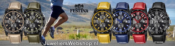 Festina The Originals Chronograaf Sport Heren Horloges. #festina #theoriginals #chronograaf #chronograph #watch #watches #horloge #herenhorloge #sports #juwelierswebshop