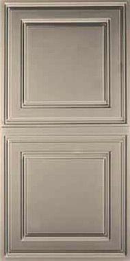 Product ordered: Stratford Vinyl Ceiling Tile - Latte (2x4)