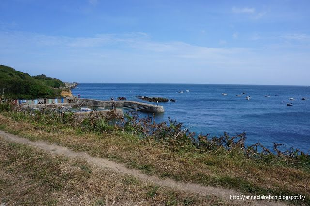 Port Racine, Départ du parcours trail de 27 km de la Barjo le 21 juin 2015. Récit sur AnneClaireBCN ->