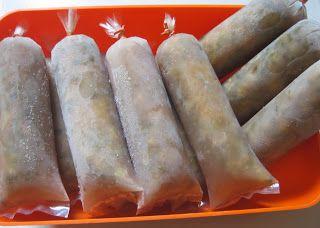 Resep Cara Membuat Es Lilin Kacang Hijau Sendiri Dirumah http://dapursaja.blogspot.com/2014/10/resep-cara-membuat-es-lilin-kacang-ijo.html