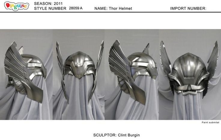 Thor Helmet - just for inspiration